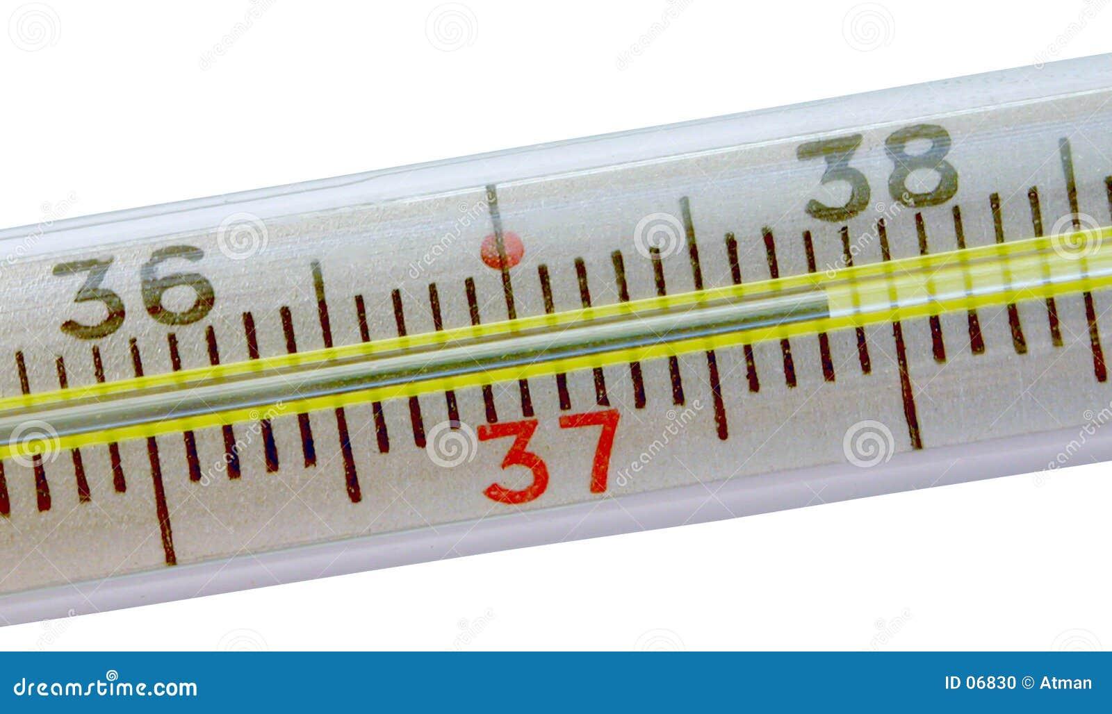 θερμόμετρο