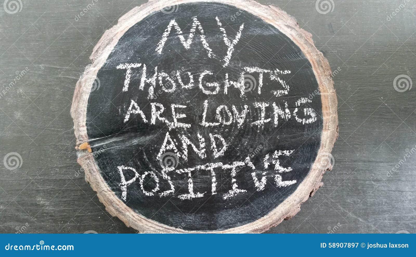 Θετική μάντρα