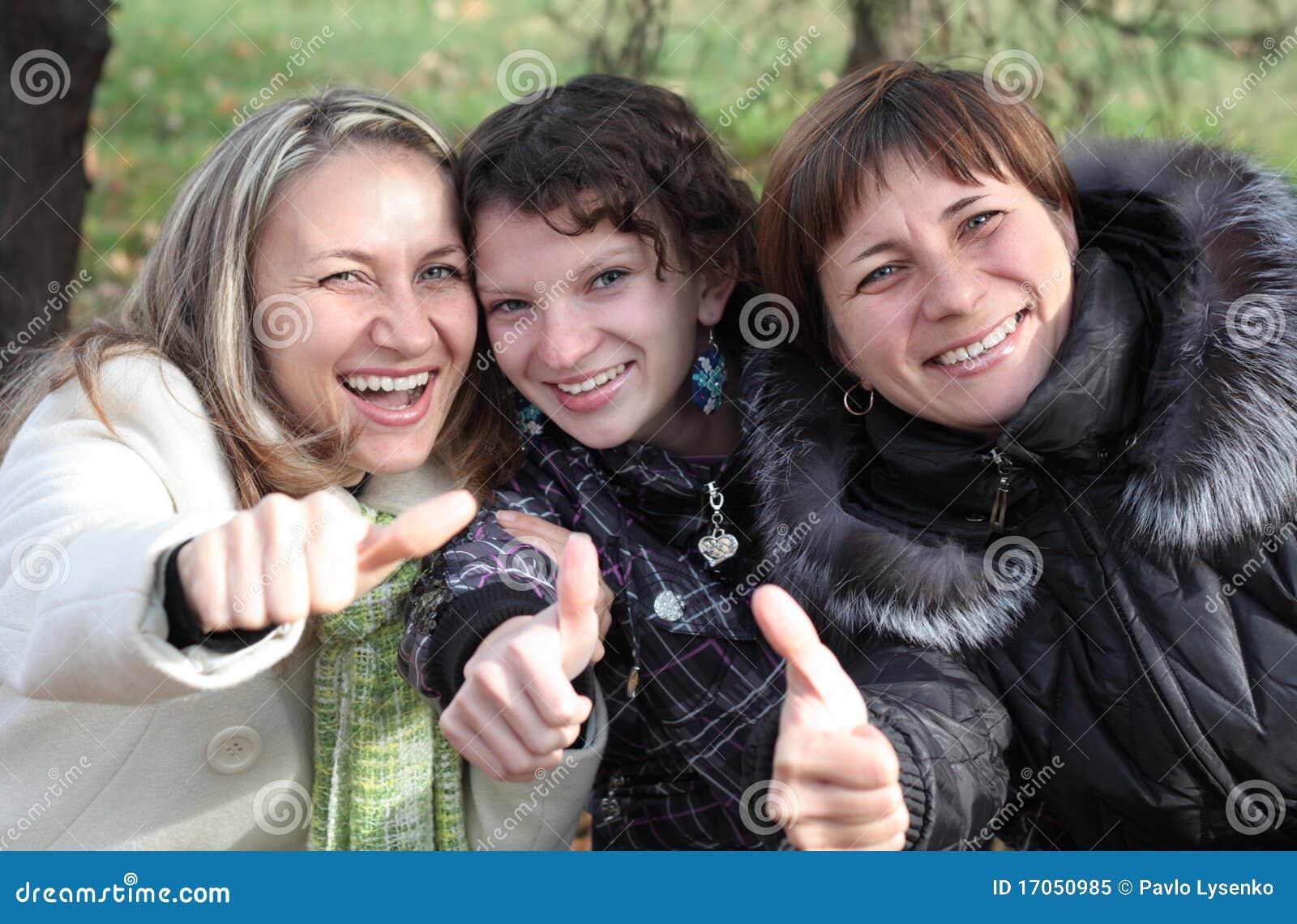 θηλυκή διασκέδαση φίλων π
