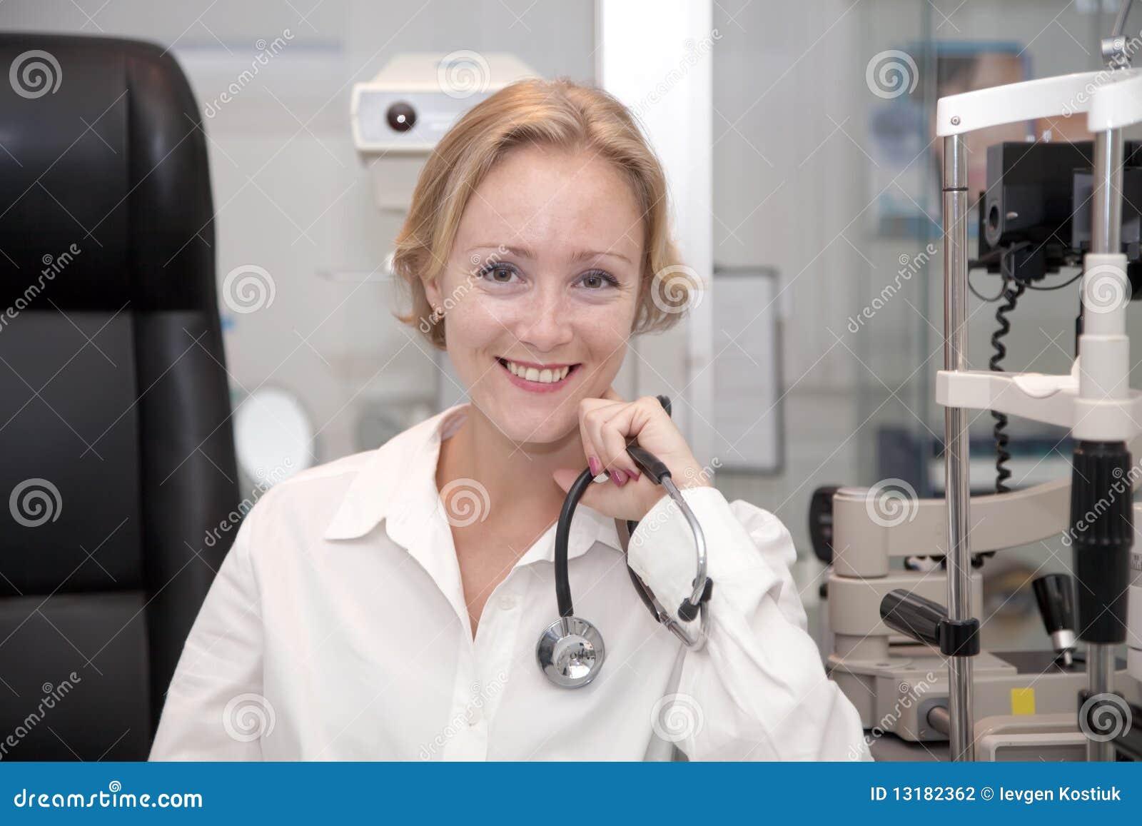 θηλυκός ιατρικός επαγγ&eps