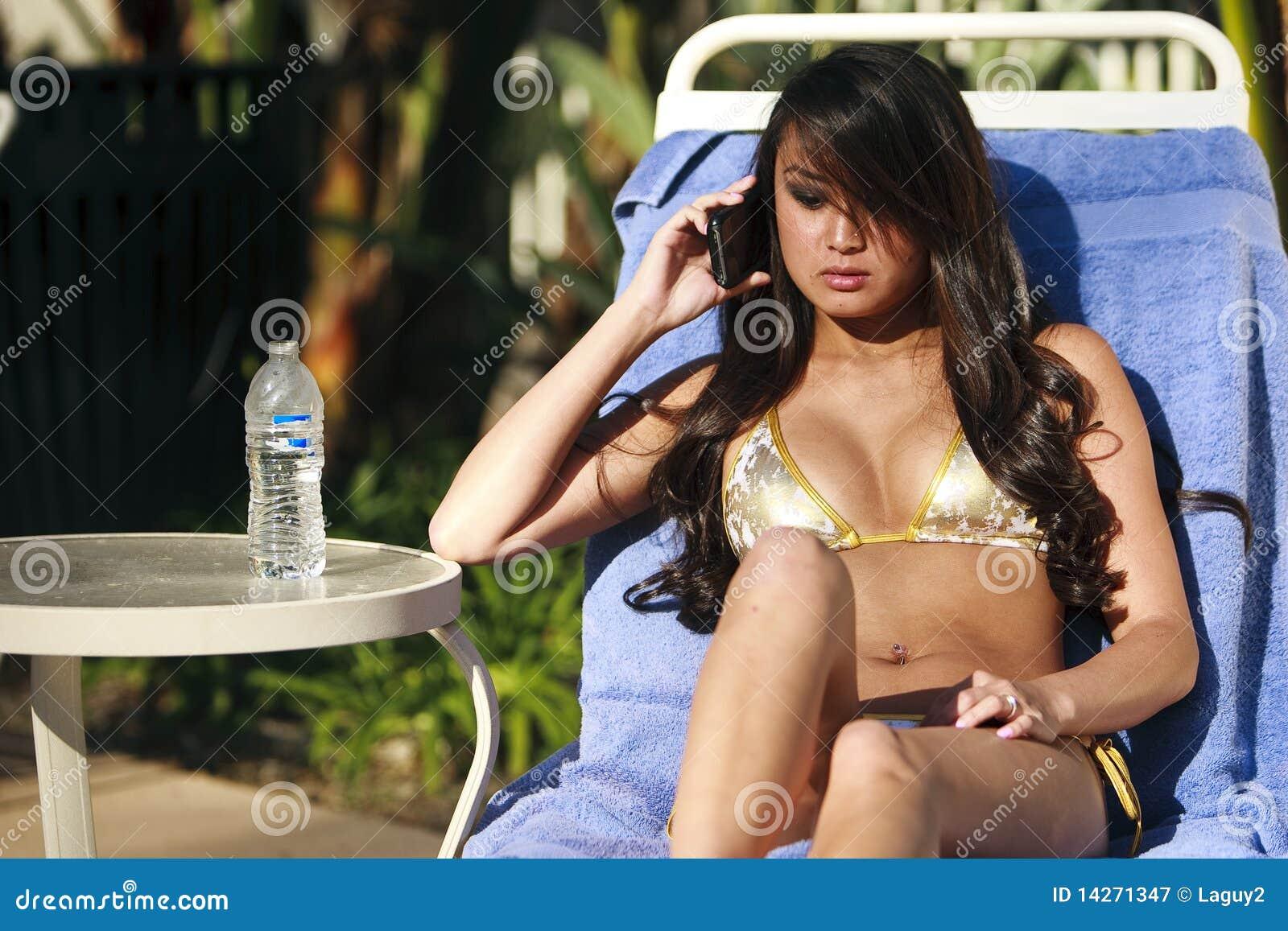 θηλυκός της Χαβάης ιαπων&iot