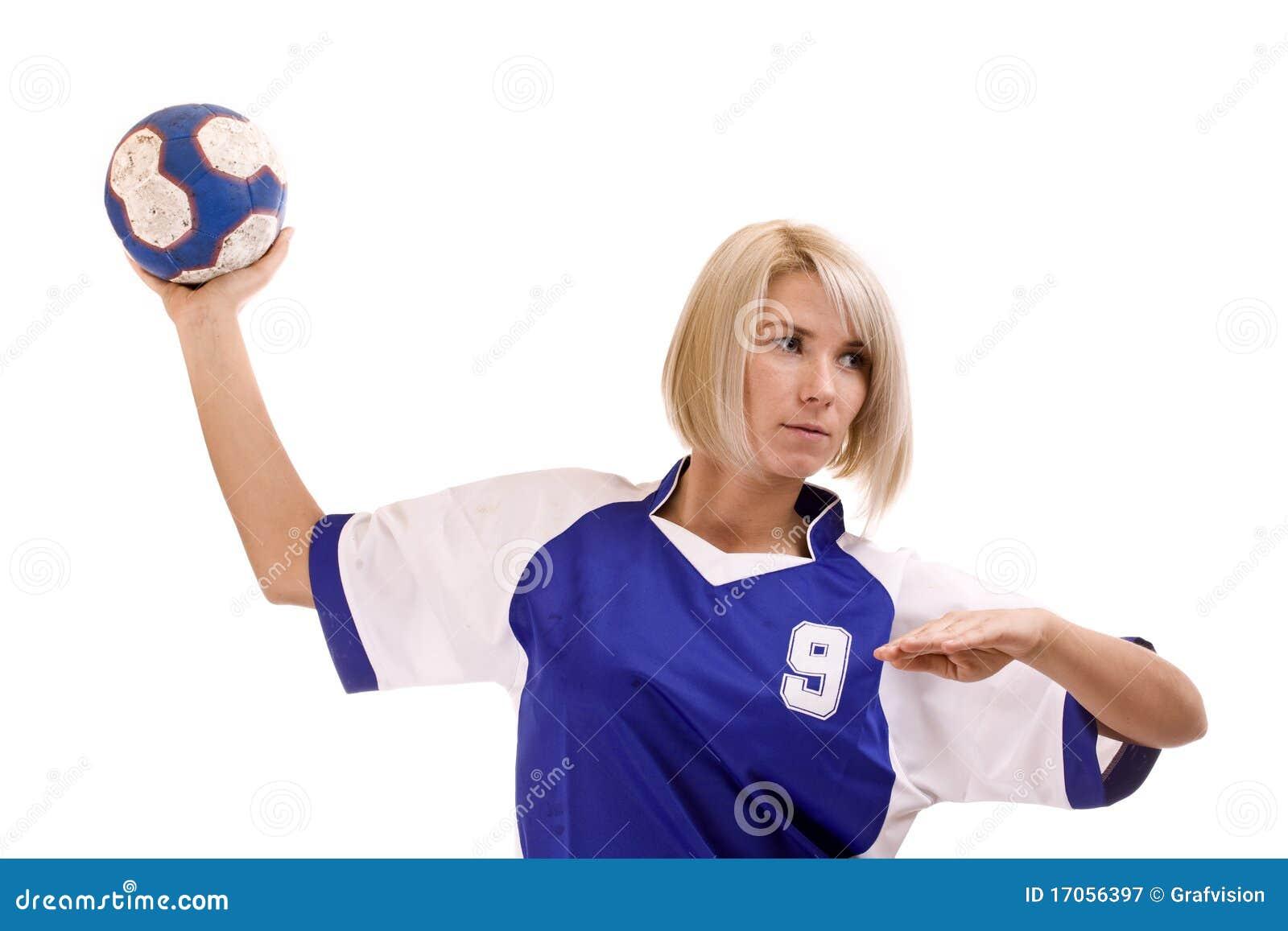 θηλυκός φορέας χάντμπολ