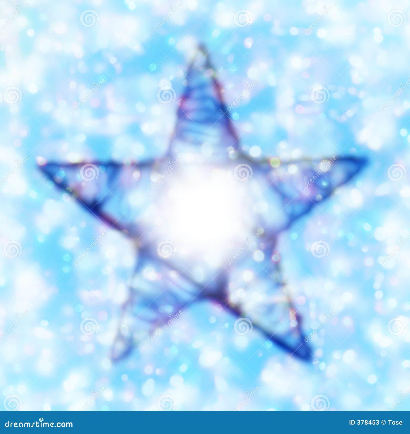 θολωμένο αστέρι