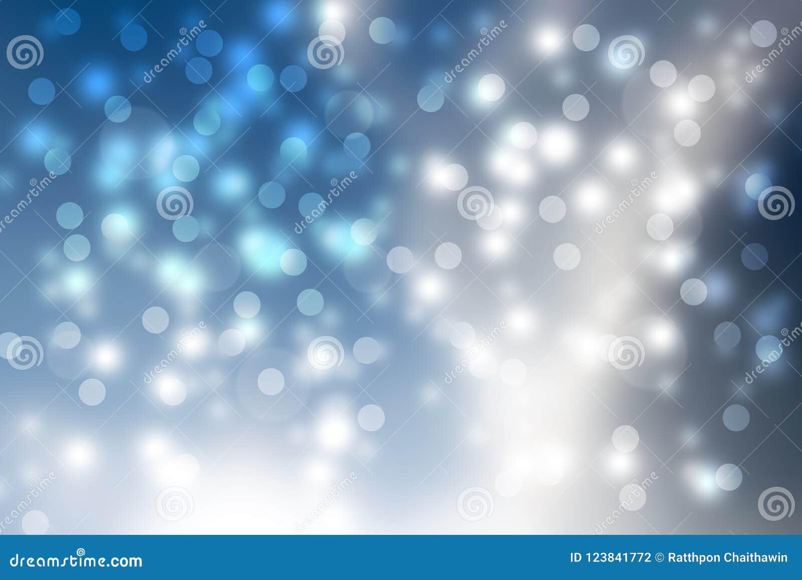 Θολωμένο bokeh αφηρημένο υπόβαθρο, μπλε