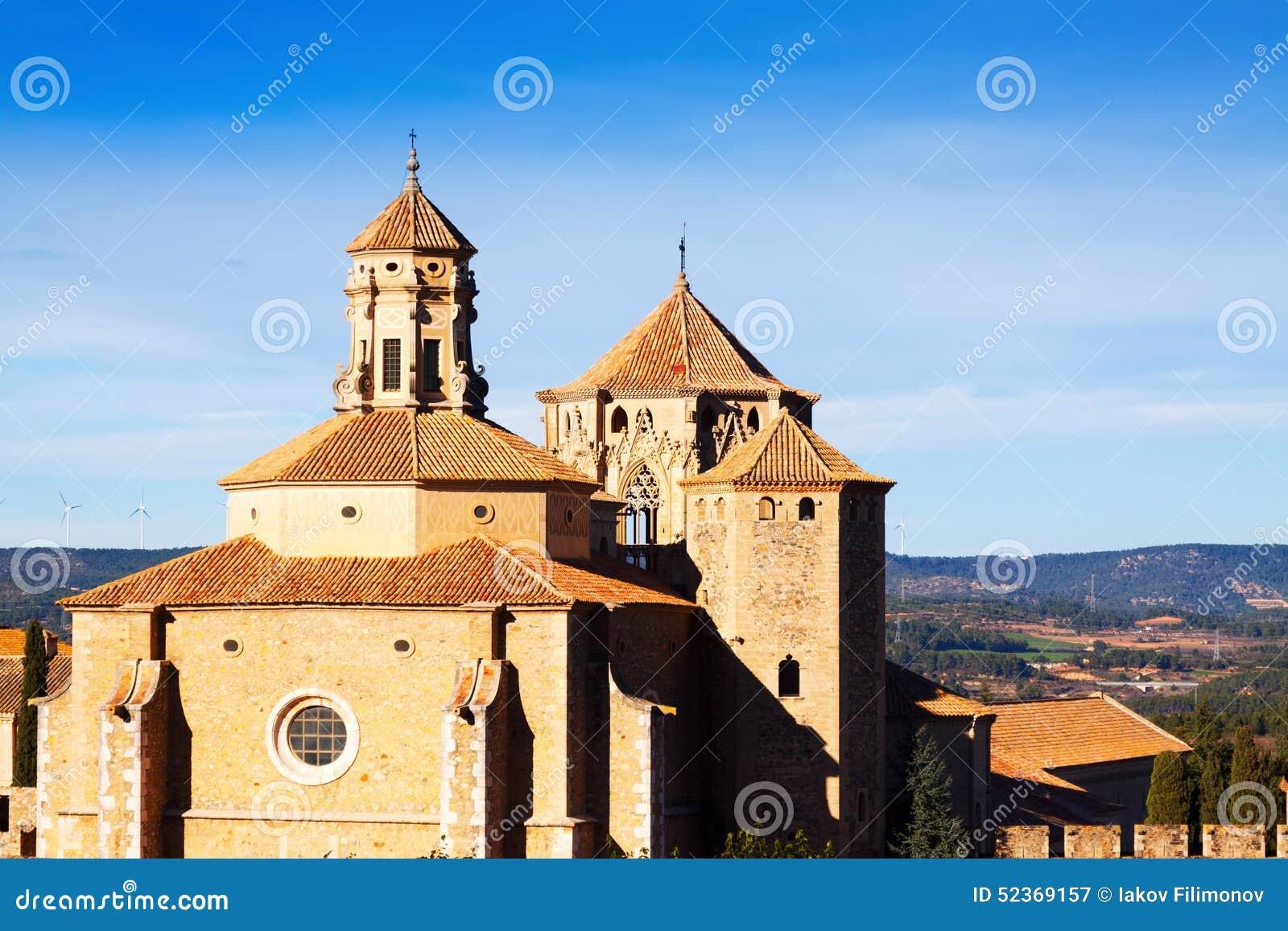 Θόλοι του μοναστηριού Poblet