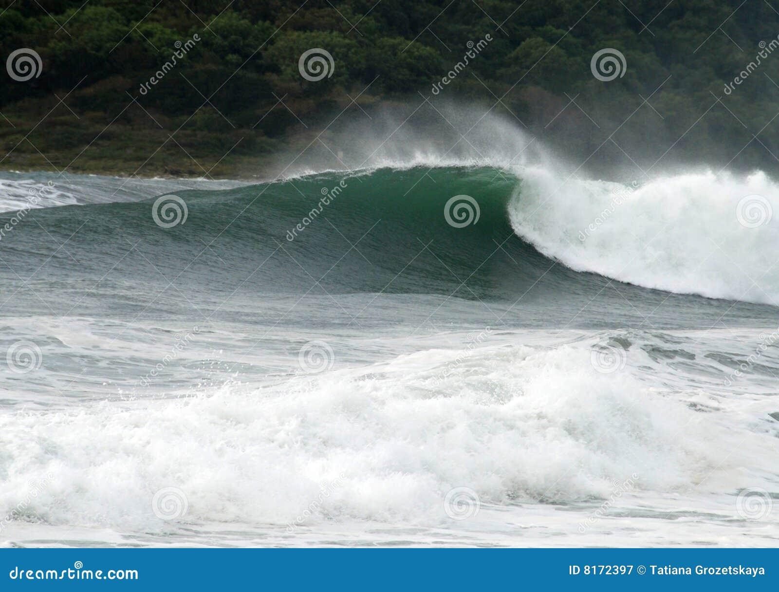 θύελλα θάλασσας