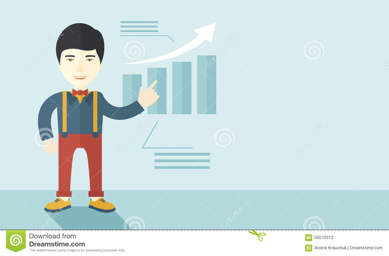 Download Ιαπωνικές πωλήσεις επιχείρησης εξέτασης τύπων Διανυσματική απεικόνιση - εικονογραφία από επιχείρηση, αναπτύξτε: 56570313