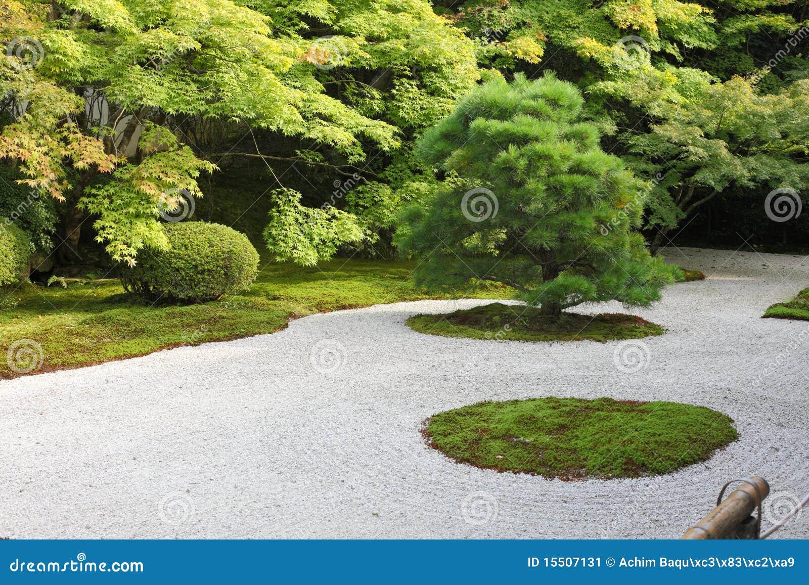 ιαπωνικός βράχος κήπων