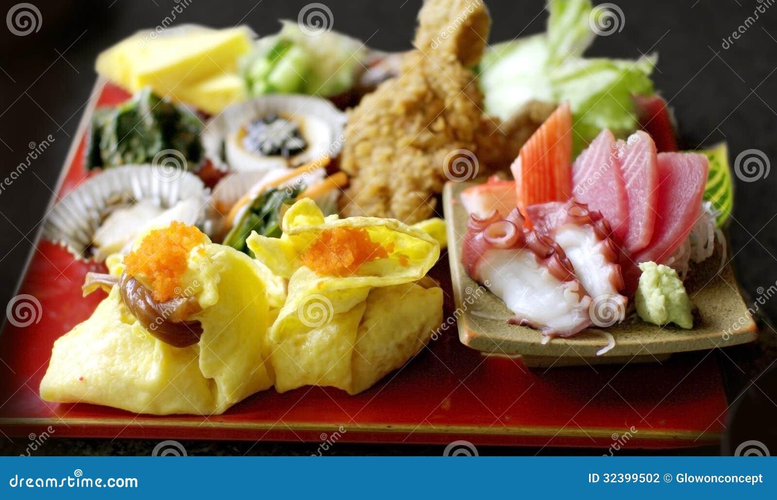 Ιαπωνικό σύνολο τροφίμων
