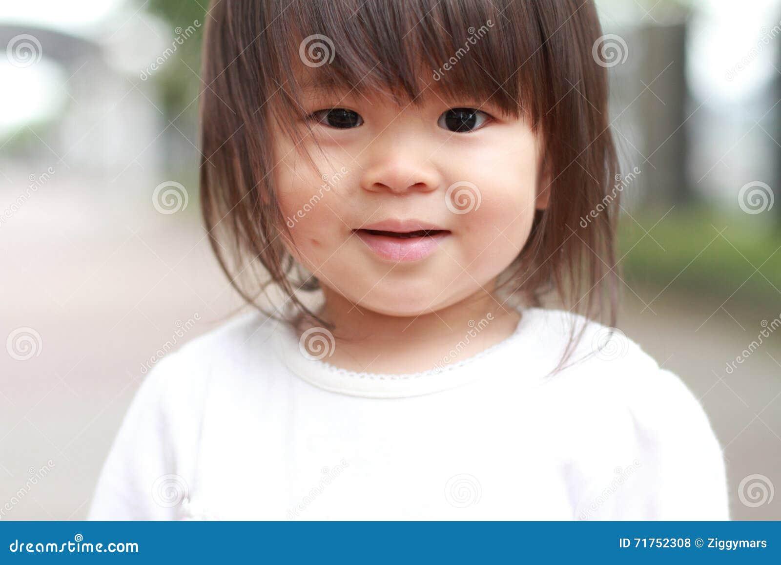 ιαπωνικό χαμόγελο κοριτσιών