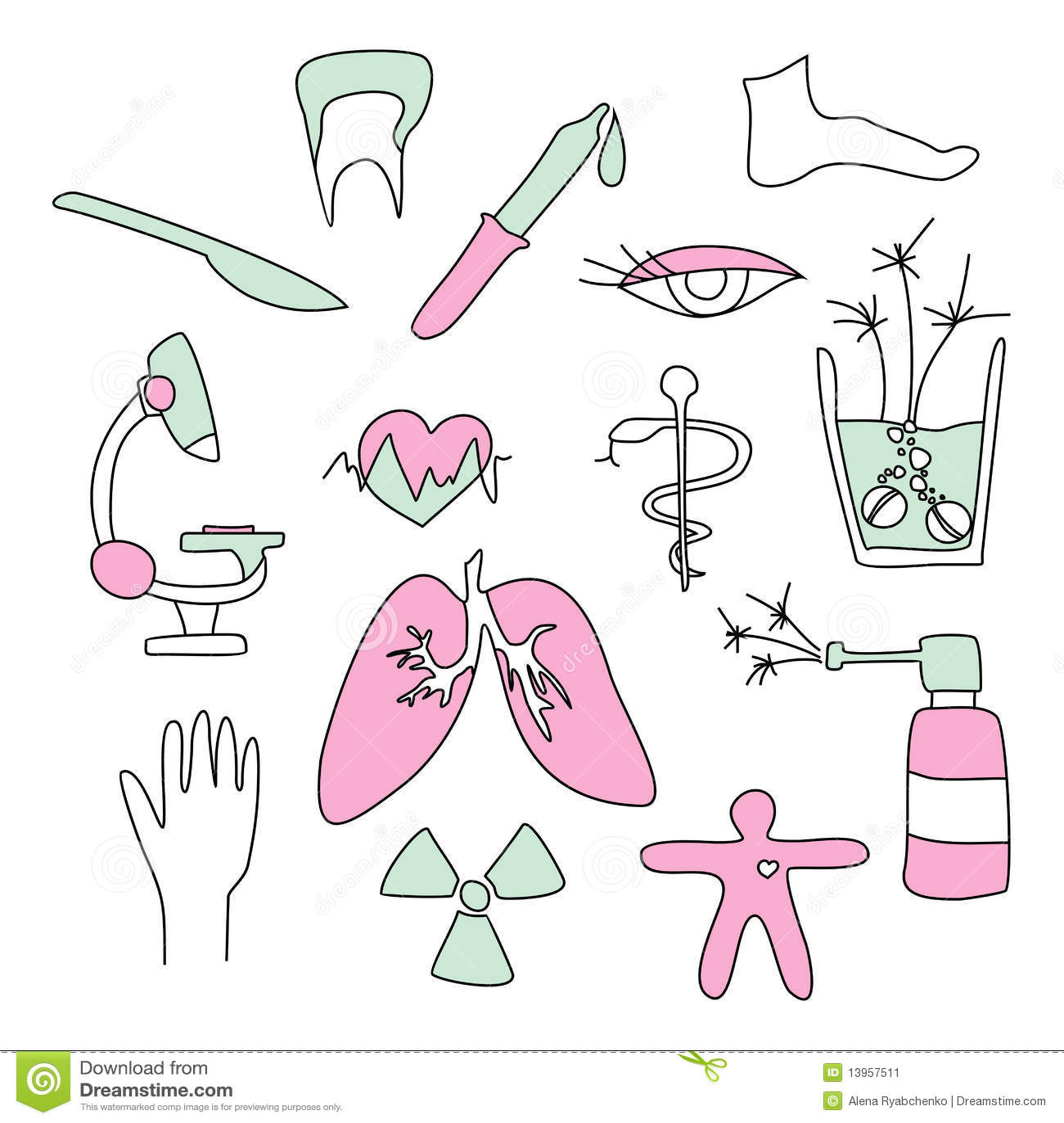 ιατρικά σημάδια συλλογή&sigm