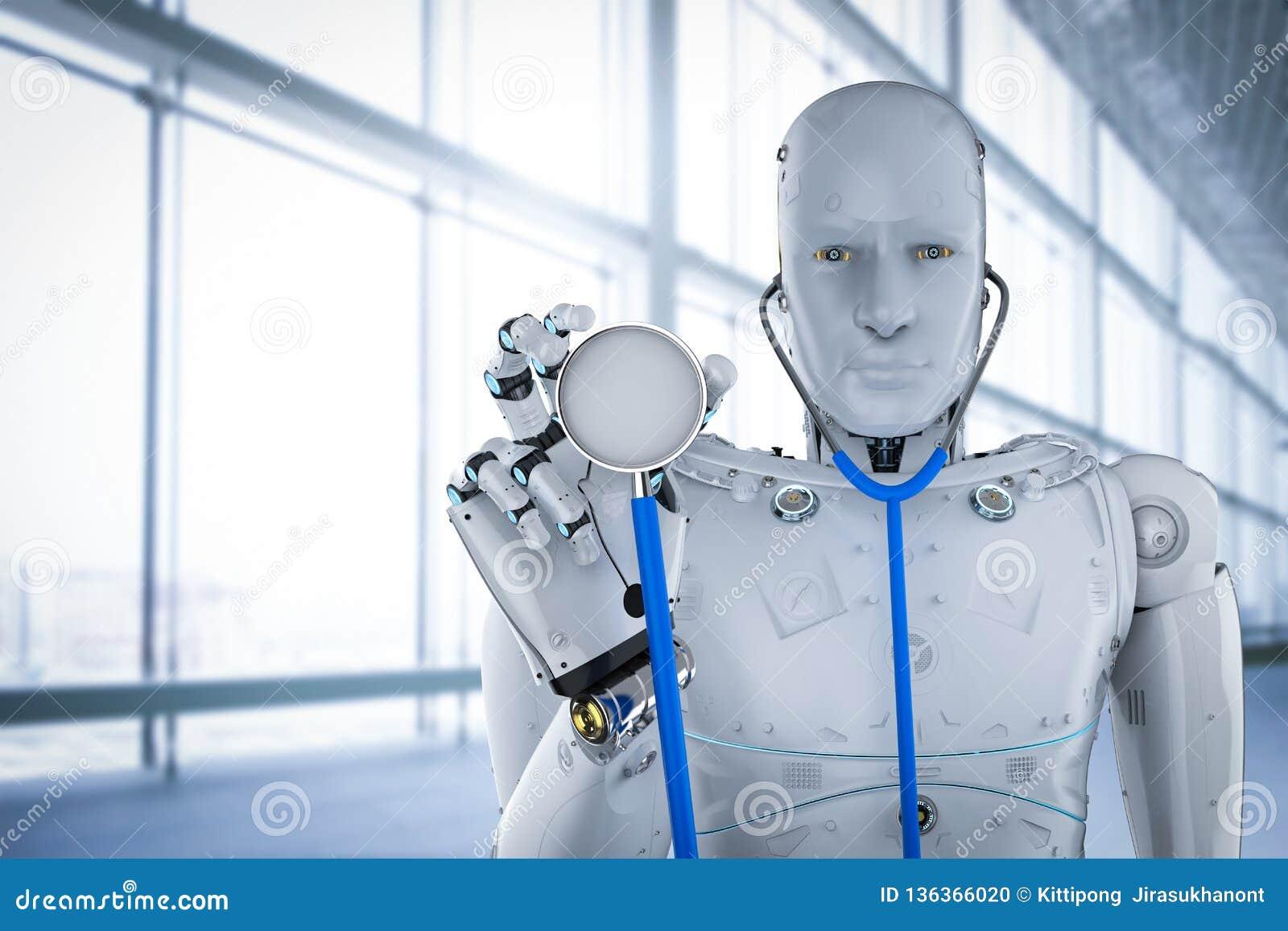 Ιατρική έννοια τεχνολογίας