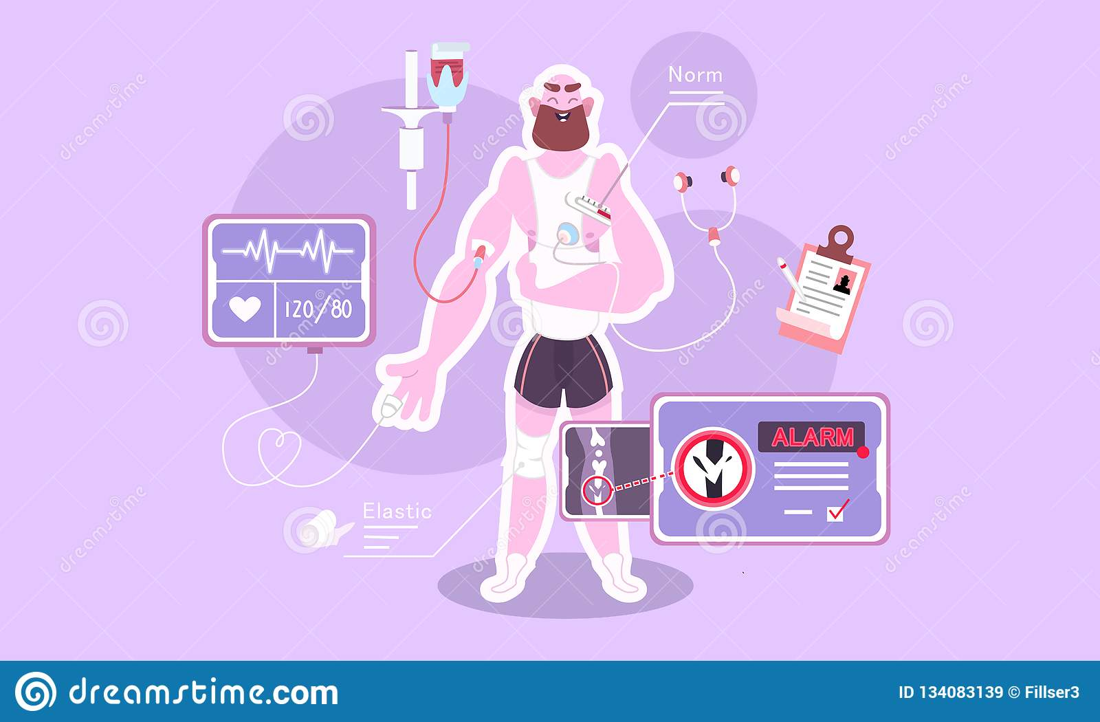 Ιατρική εξέταση του σώματος