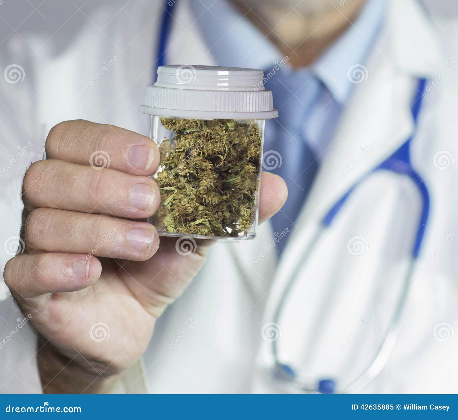 Ιατρική μαριχουάνα από το γιατρό