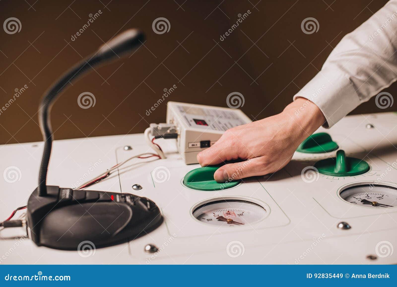 Ιατρικός εξοπλισμός καθιέρωσης χεριών