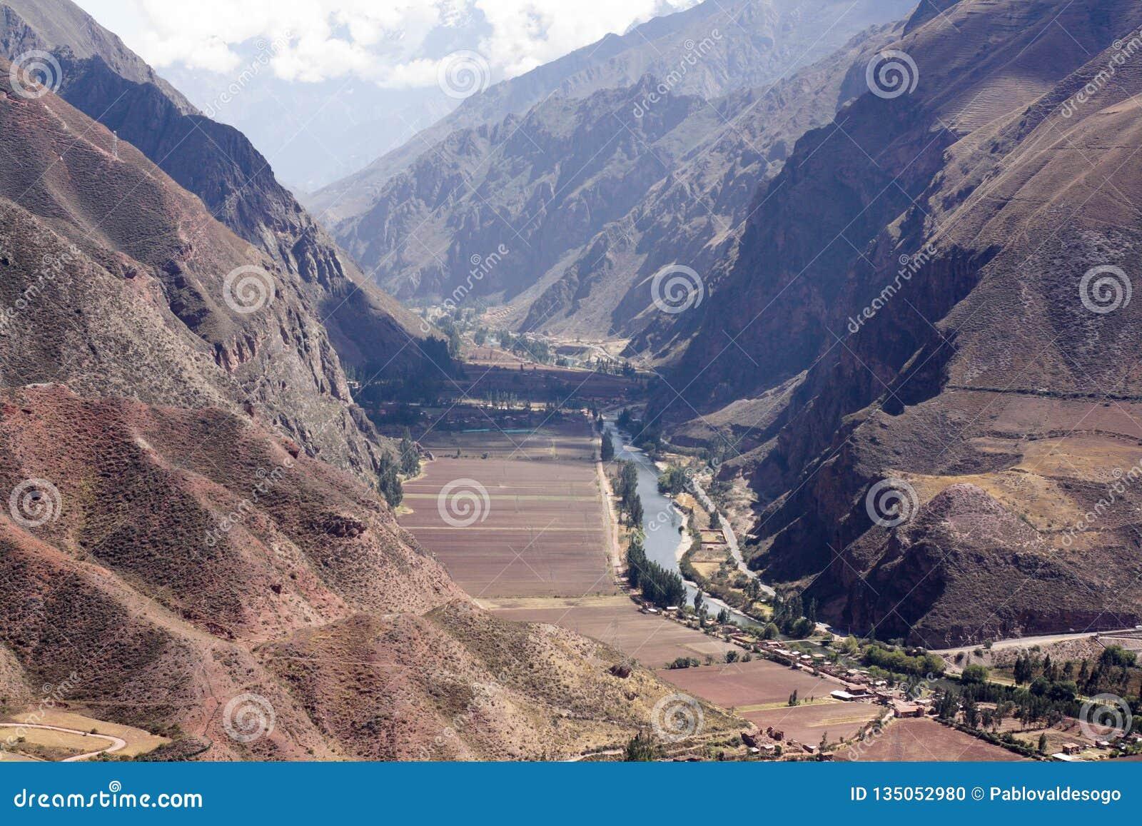 ιερή κοιλάδα incas