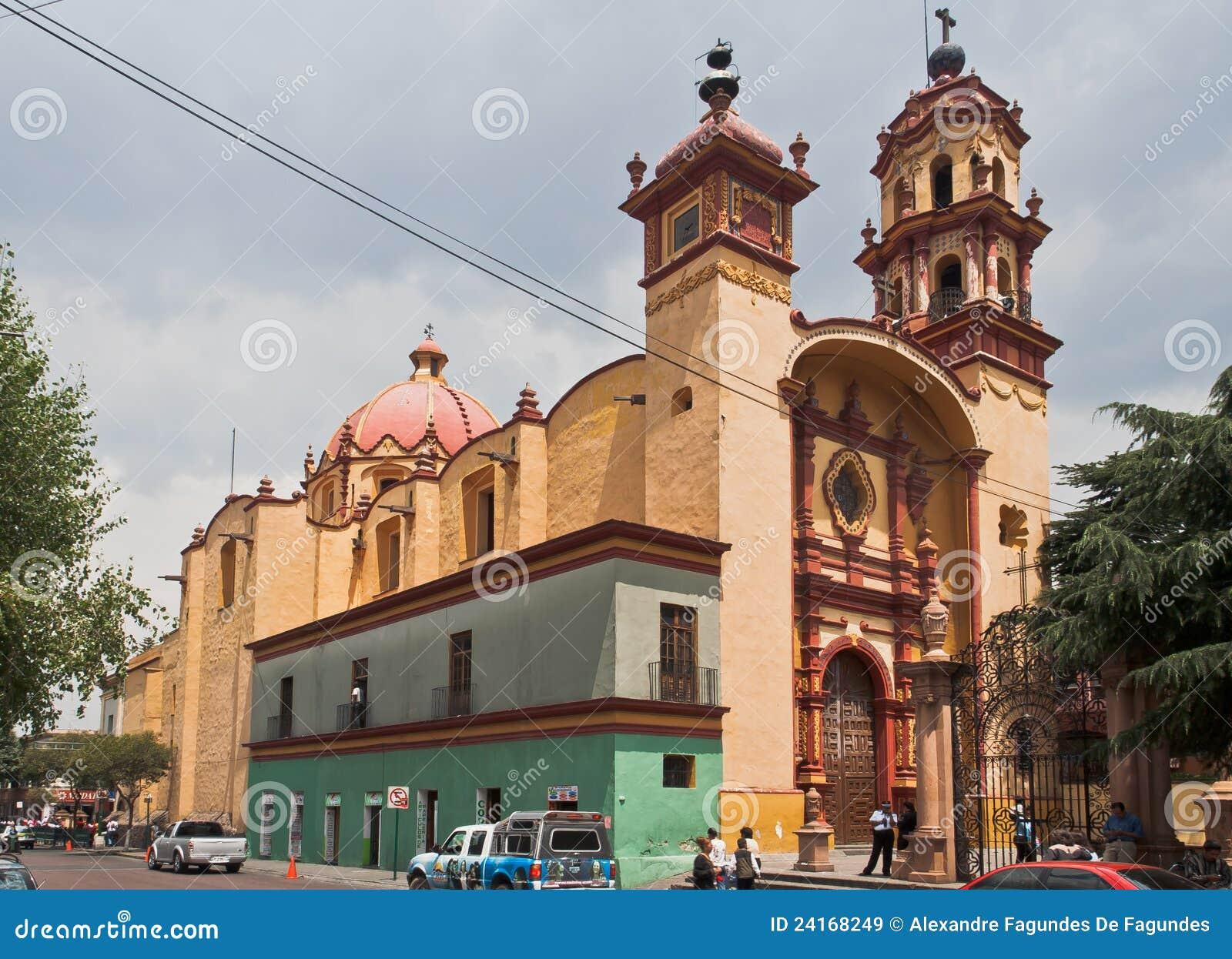 ιερό toluca Βέρακρουζ του Μεξικού lerdo εκκλησιών de