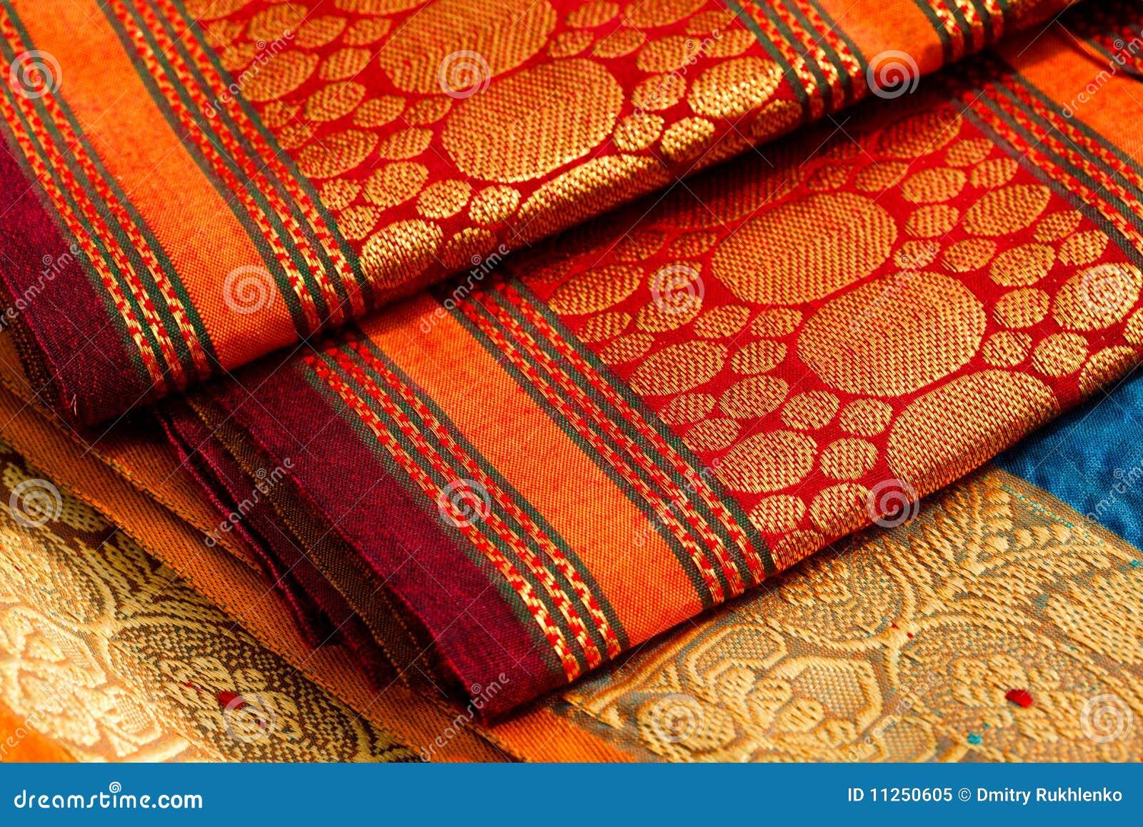 ινδικά saris