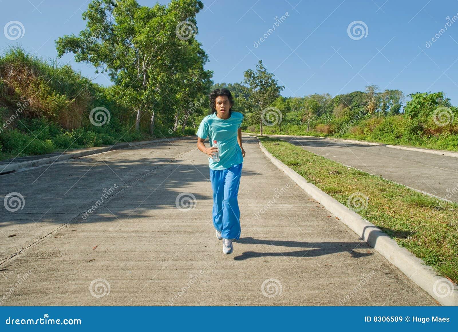 ινδικές νεολαίες jogger