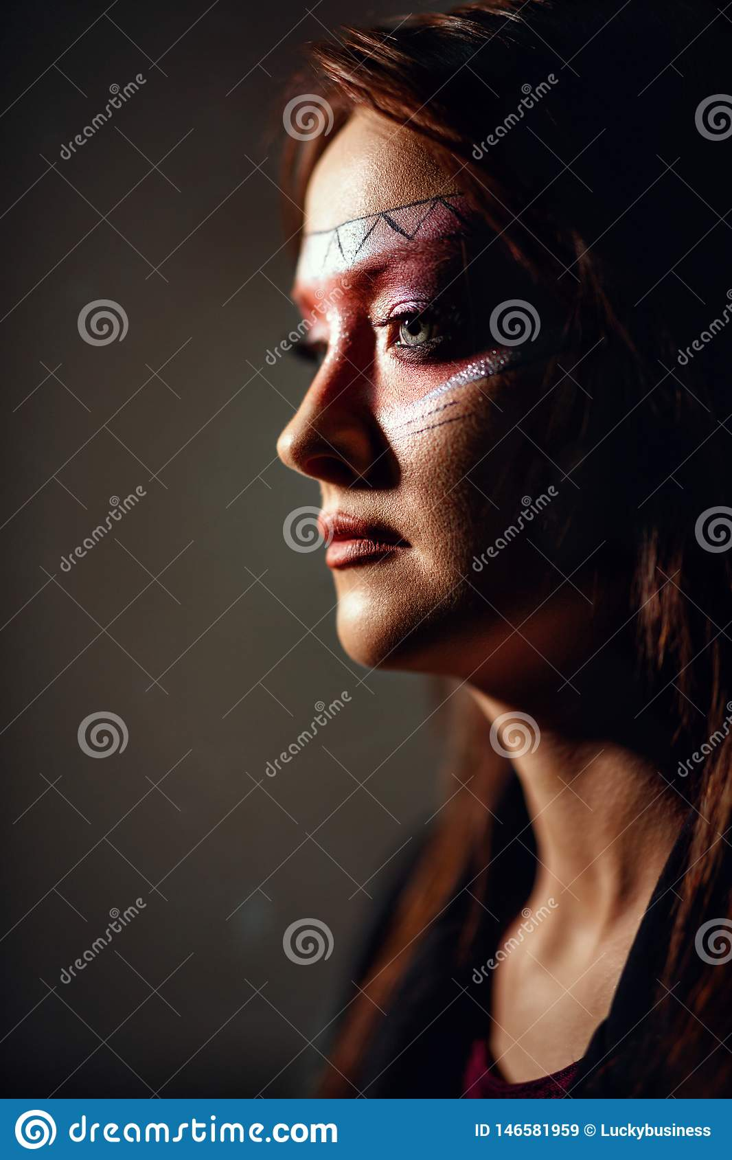Ινδική αμερικανική γυναίκα