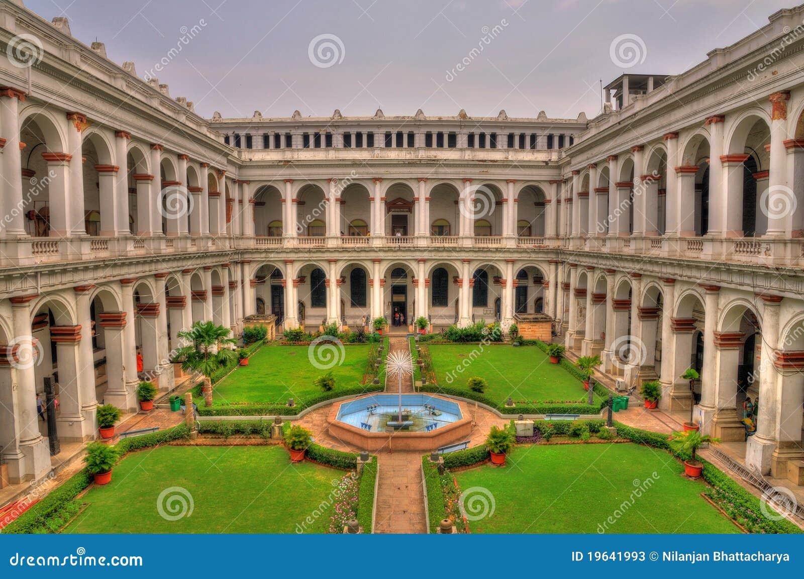 ινδικό μουσείο kolkata