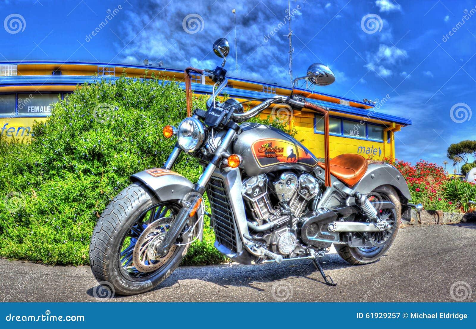 Ινδική μοτοσικλέτα ανιχνεύσεων