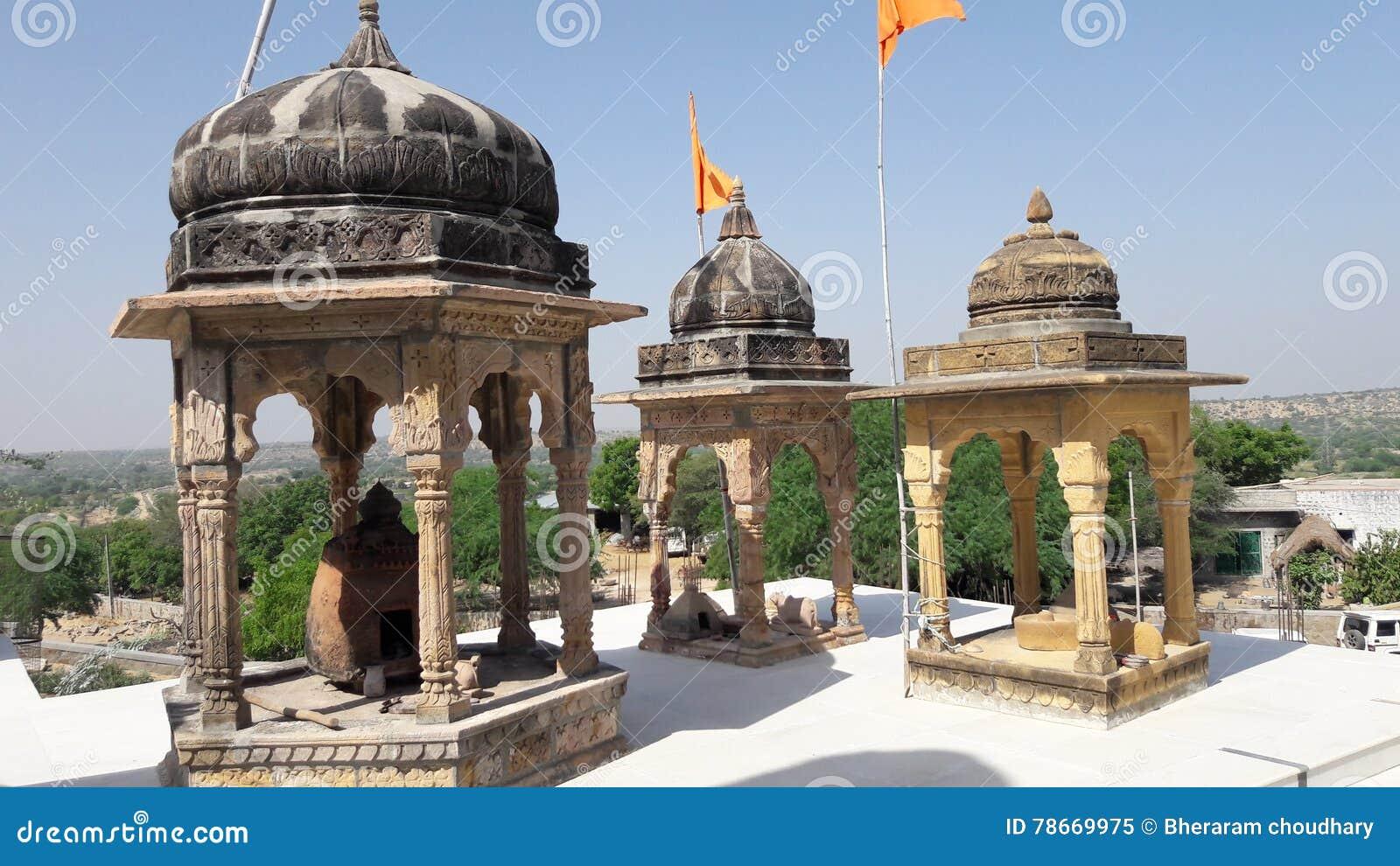Ινδικός παλαιός ναός