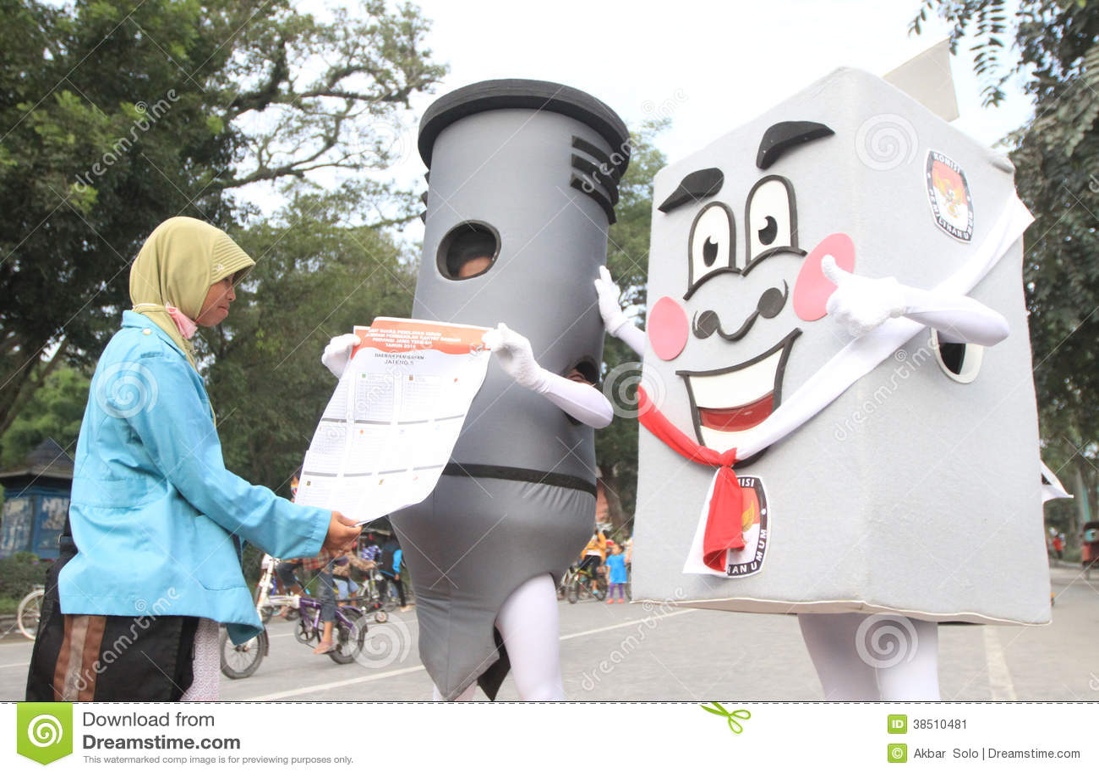 Ινδονησιακή κοινοβουλευτική εκλογή