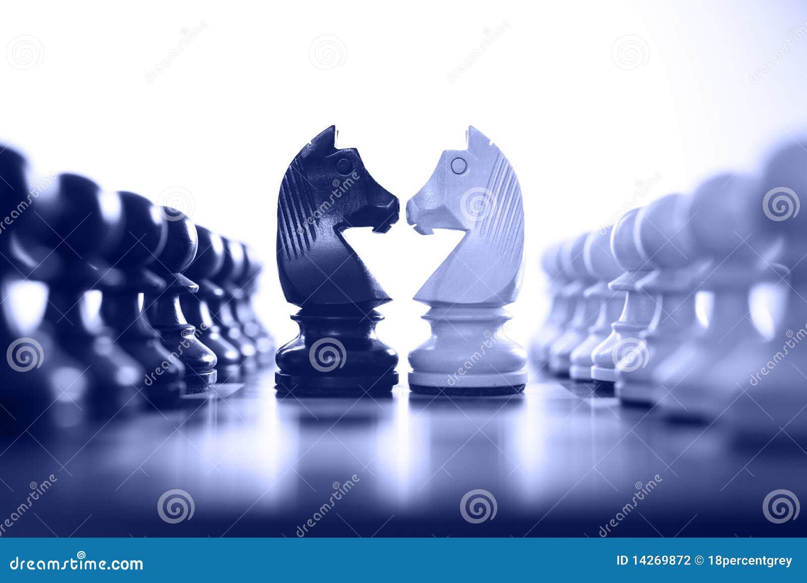ιππότης σκακιού πρόκλησης