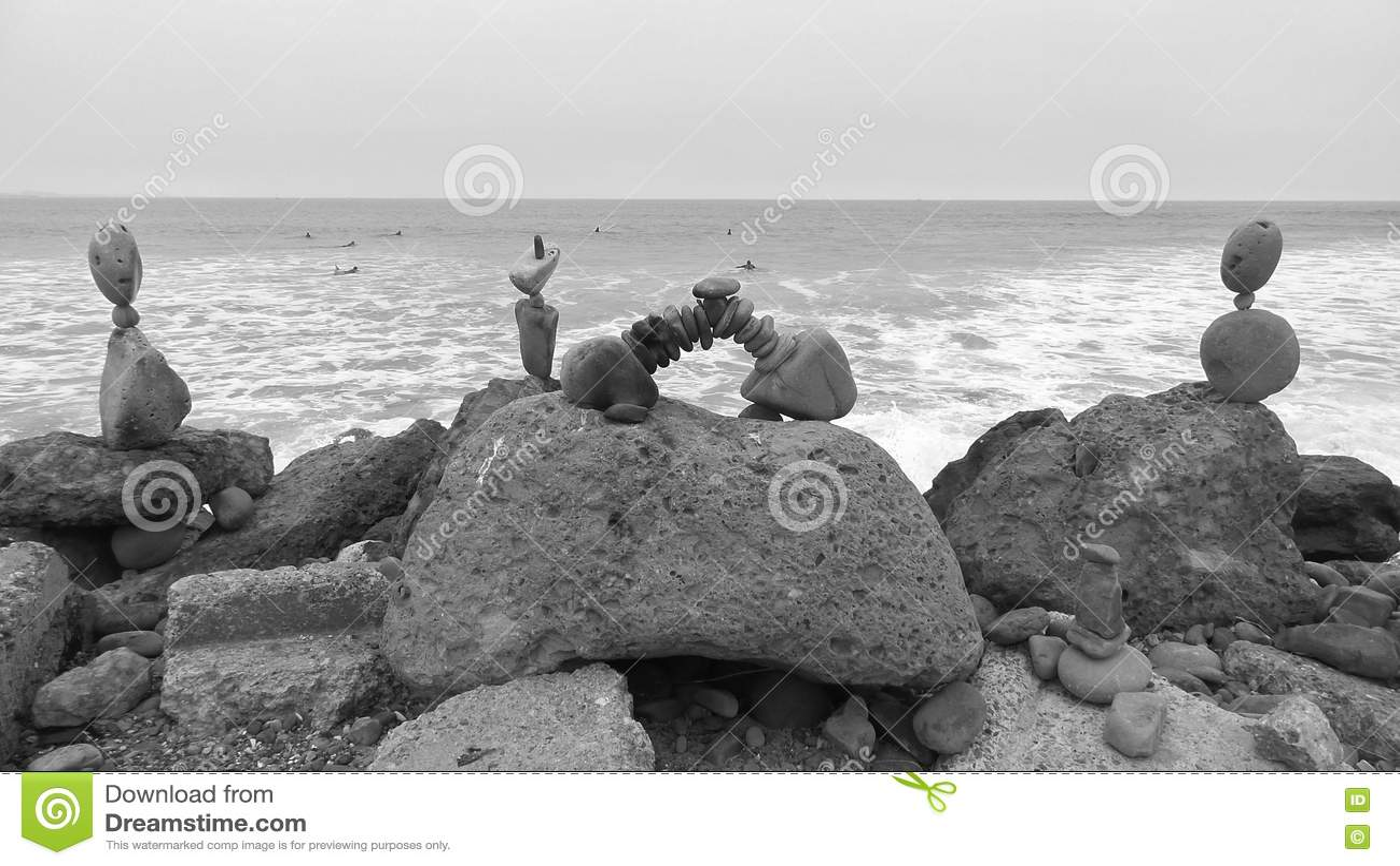 ισορροπημένοι βράχοι