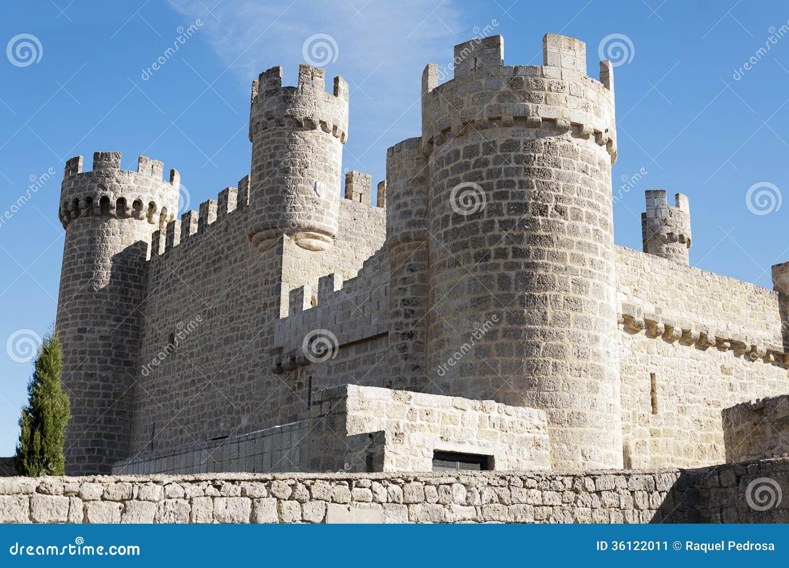 Ισπανικό κάστρο
