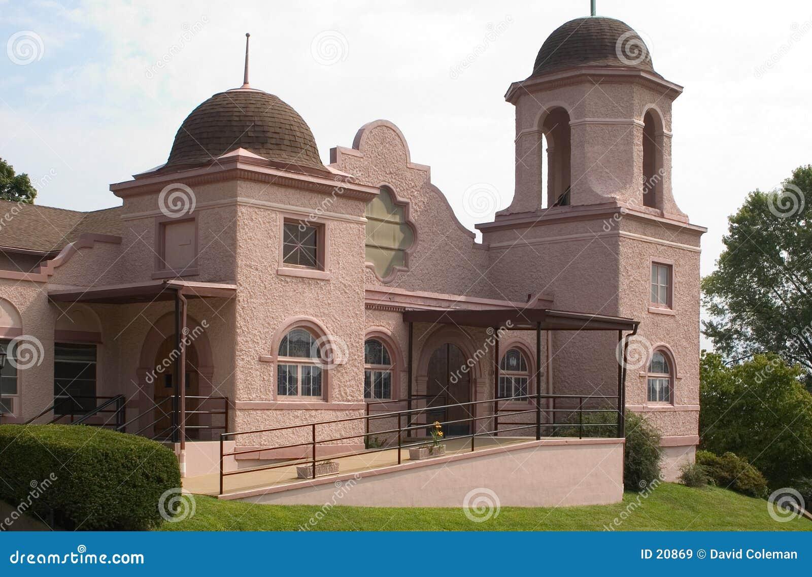 ισπανικό ύφος εκκλησιών