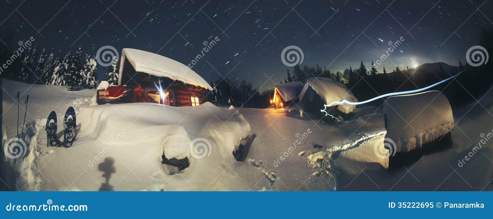 Ιστορία Χριστουγέννων για τους ορειβάτες
