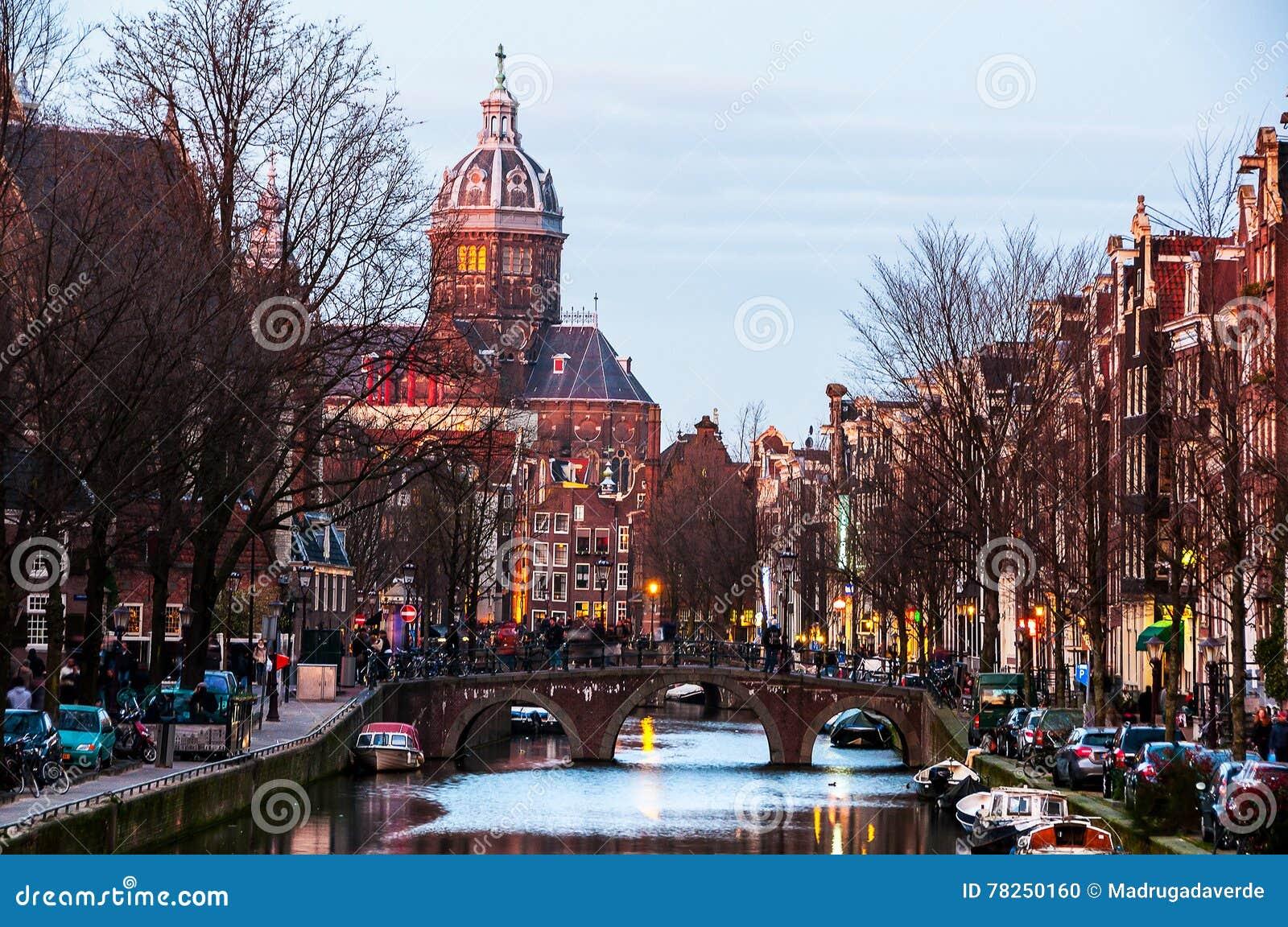 Ιστορικά κτήρια στο Άμστερνταμ, Κάτω Χώρες