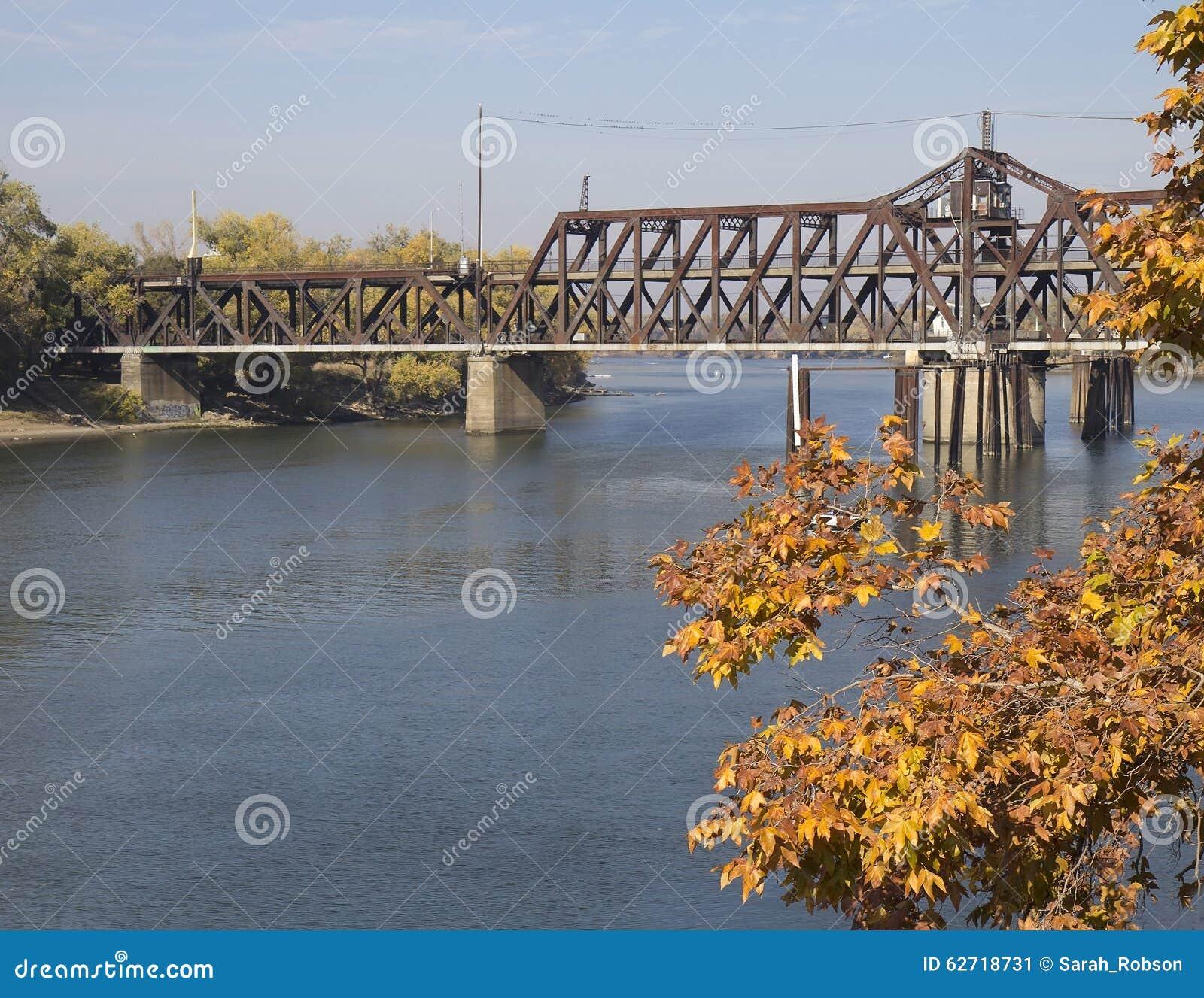 Ιστορική γέφυρα οδών Ι στο Σακραμέντο, Καλιφόρνια