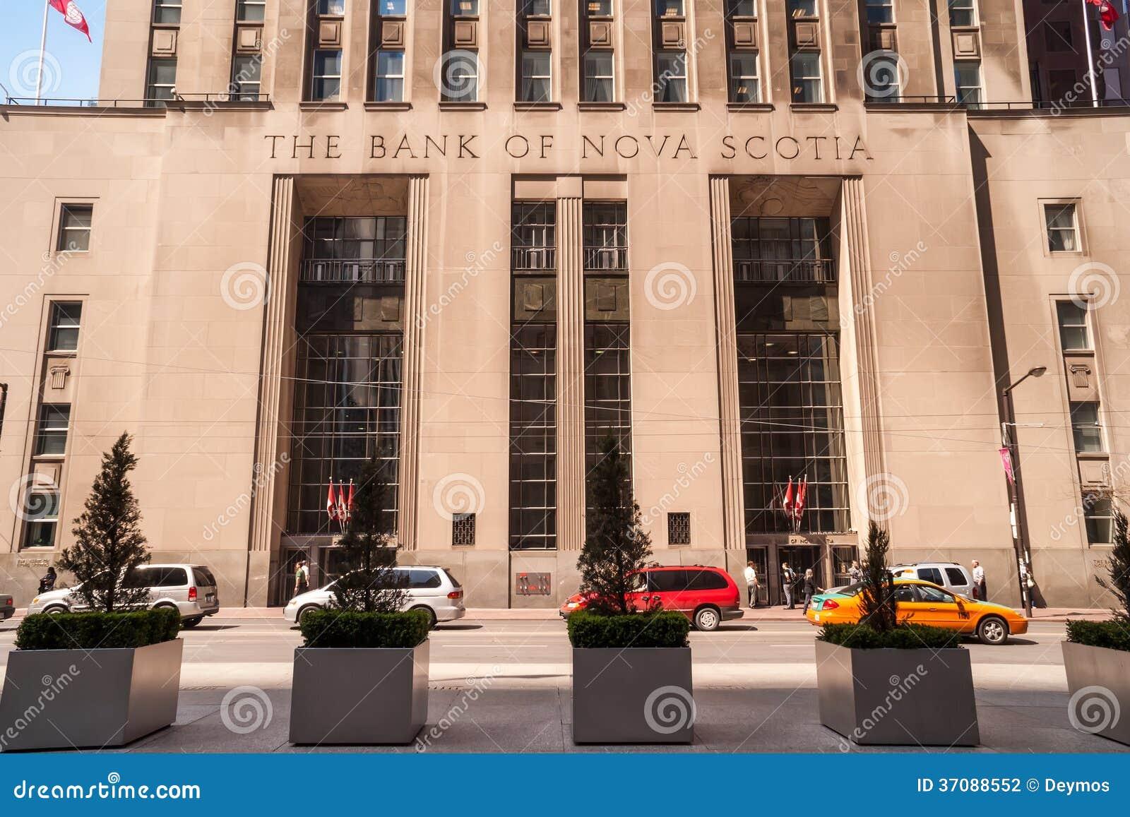 Ιστορική τράπεζα beaux-τεχνών της Νέας Σκοτίας στο Τορόντο