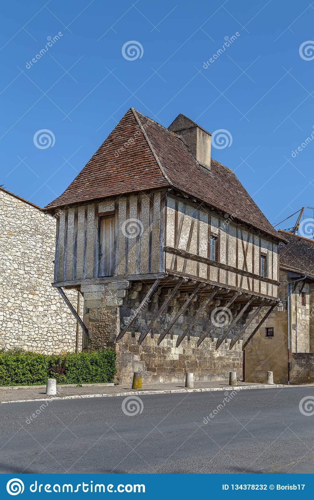 Ιστορικό σπίτι σε Perigueux, Γαλλία