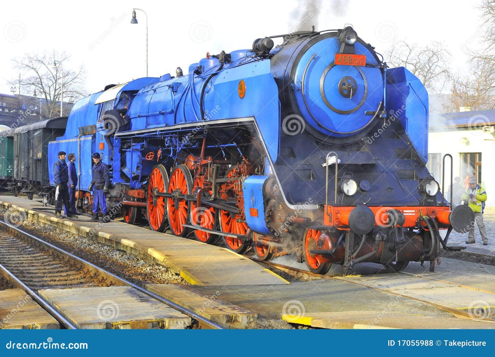 ιστορικό τραίνο