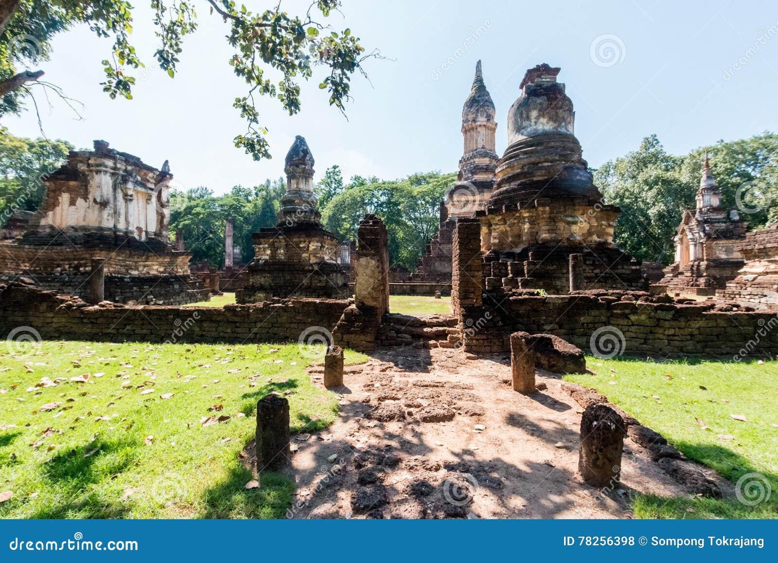 ιστορικό sukhothai πάρκων