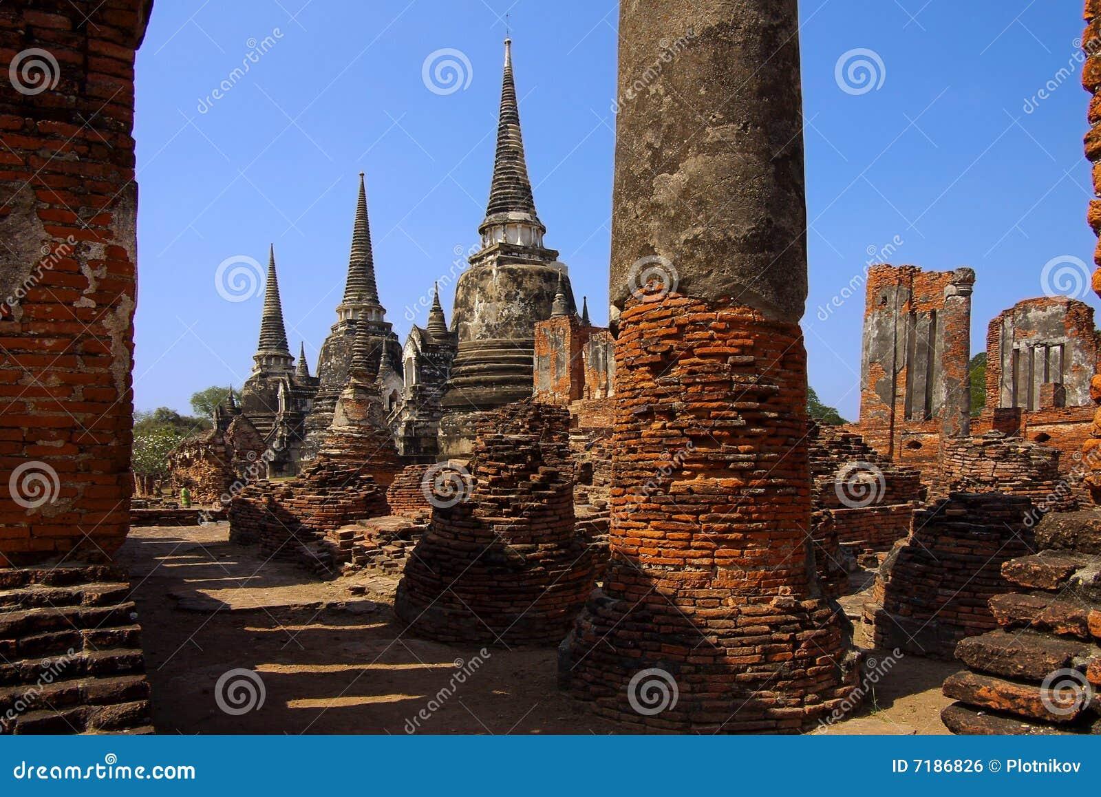 ιστορικό sukhothai Ταϊλάνδη πάρκων