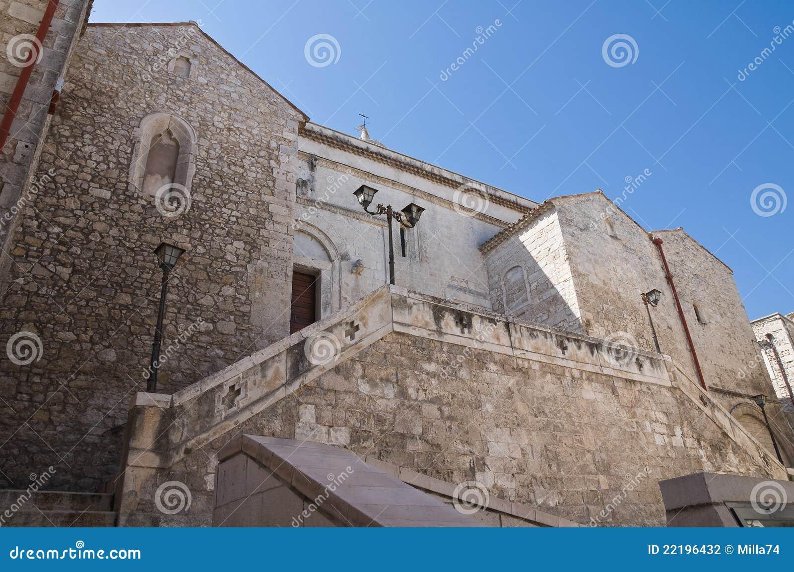 ιστορικό vieste εκκλησιών