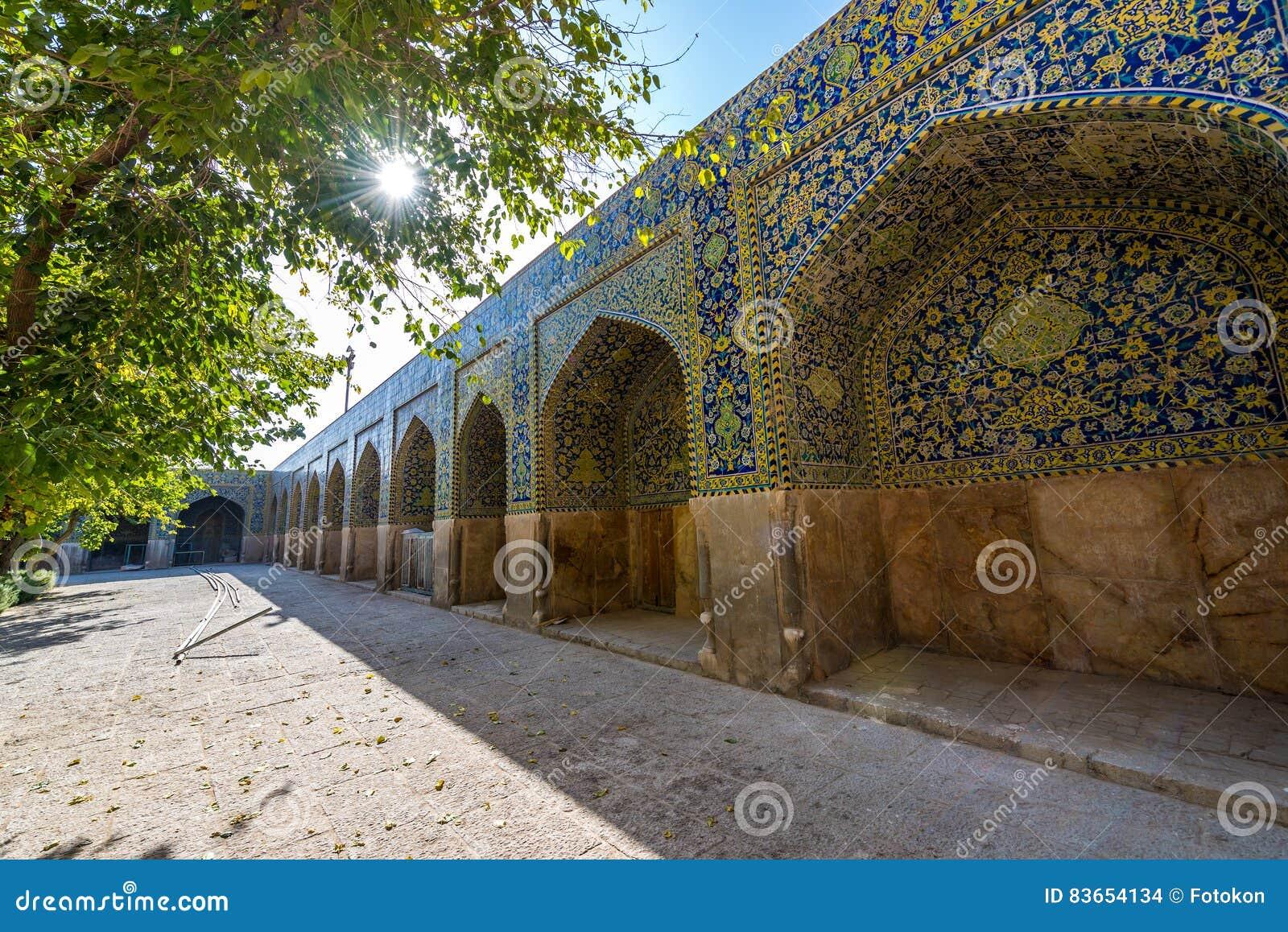 Ισφαχάν στο Ιράν