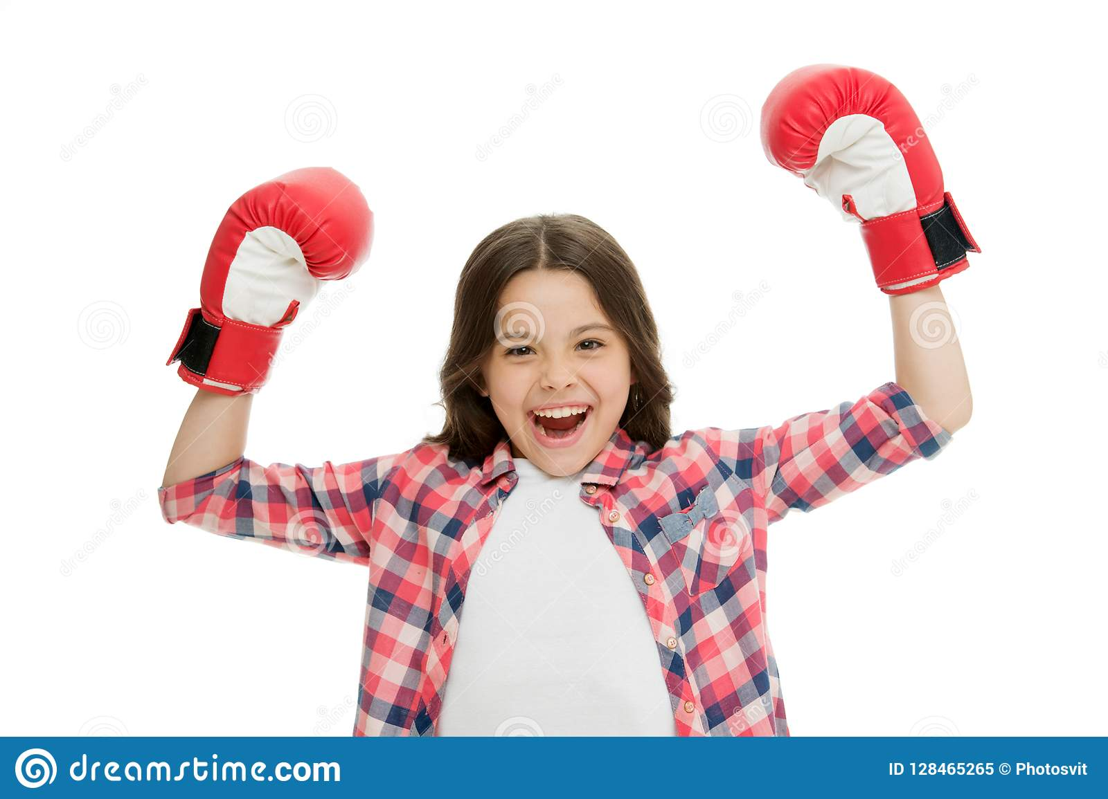Ισχυρό και ανεξάρτητο κορίτσι παιδιών Αισθανθείτε ισχυρός Έννοια δύναμης κοριτσιών Φεμινιστική ανατροφή και θηλυκά δικαιώματα Πάλ