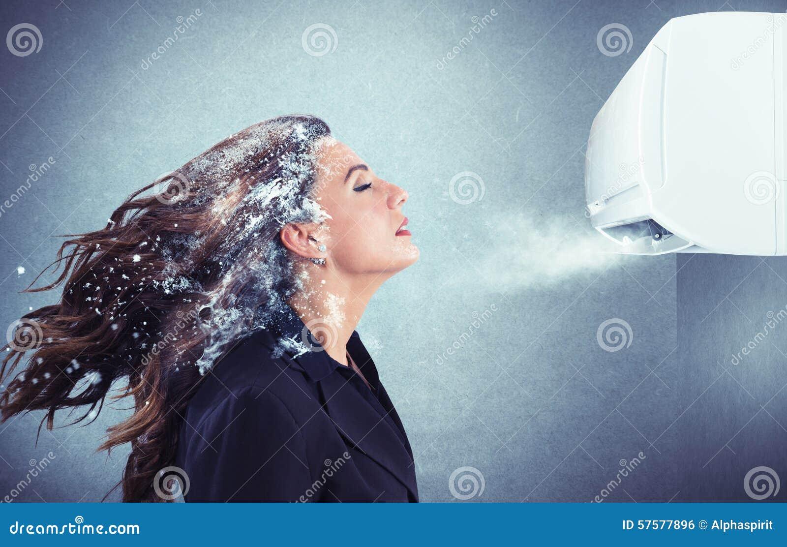 Ισχυρό κλιματιστικό μηχάνημα
