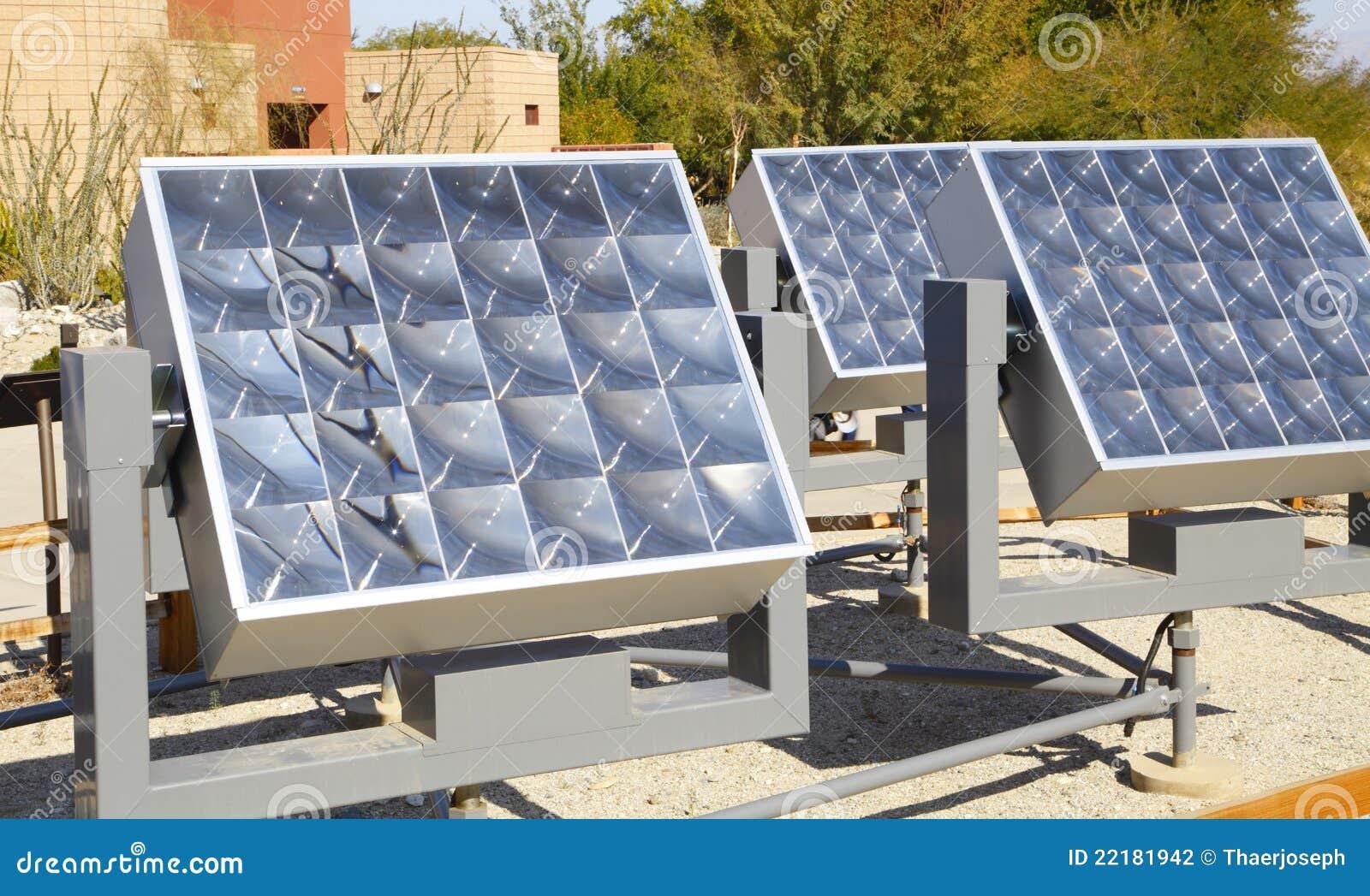 ισχύς επιτροπών ηλιακή