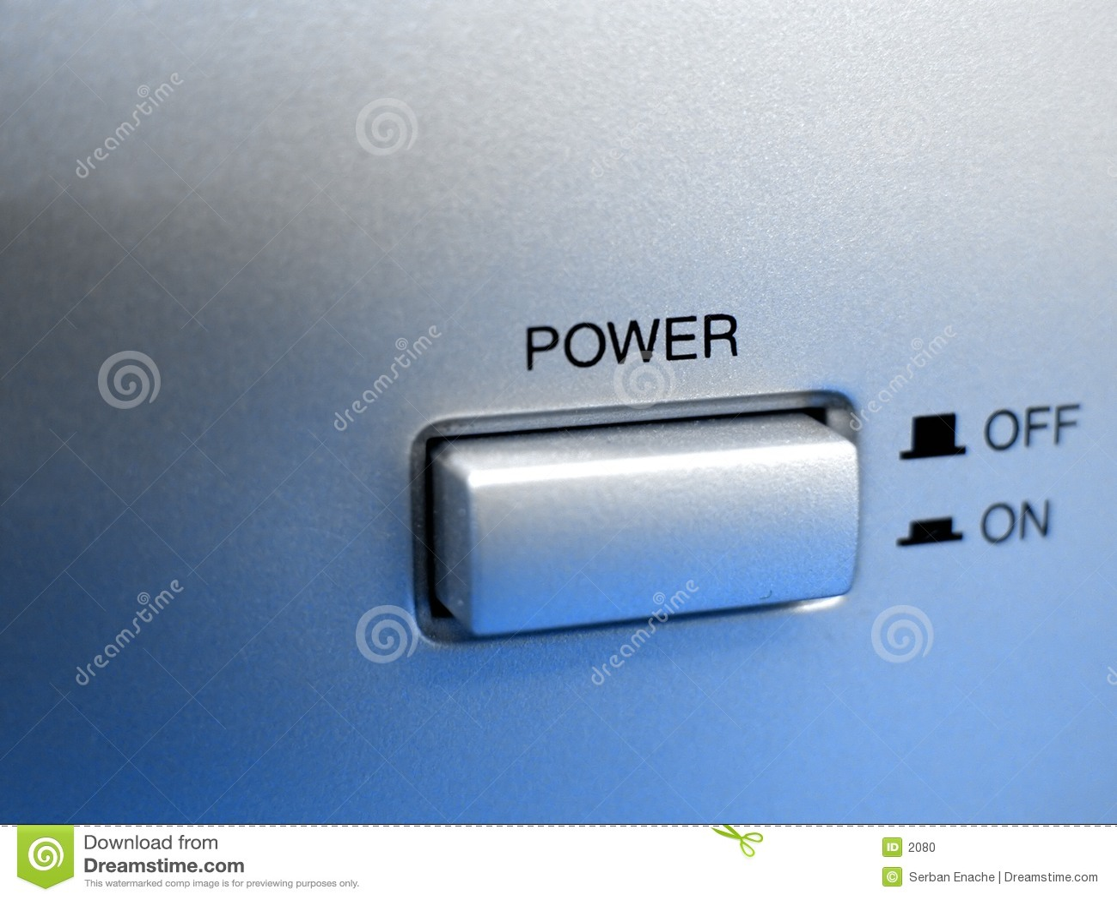 ισχύς κουμπιών