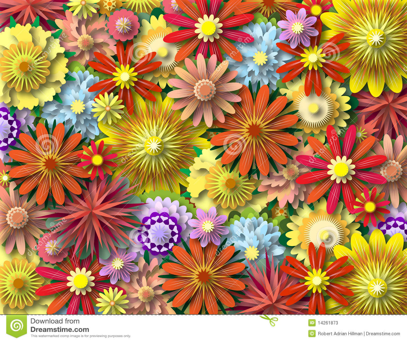 ισχύς λουλουδιών