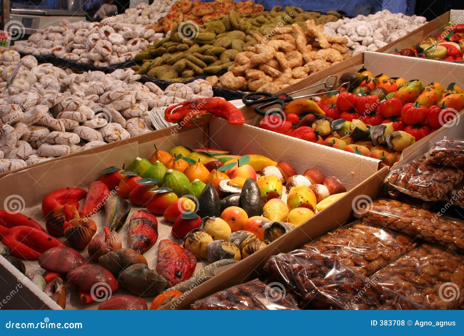 ιταλικό γλυκό καταστημάτ&om