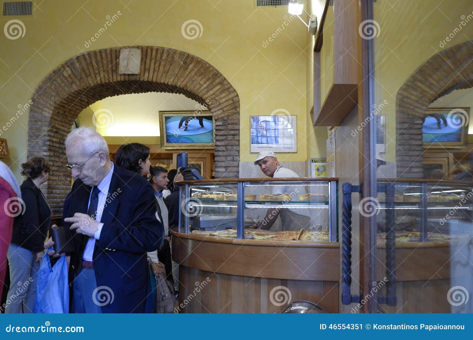 Ιταλικό αρτοποιείο