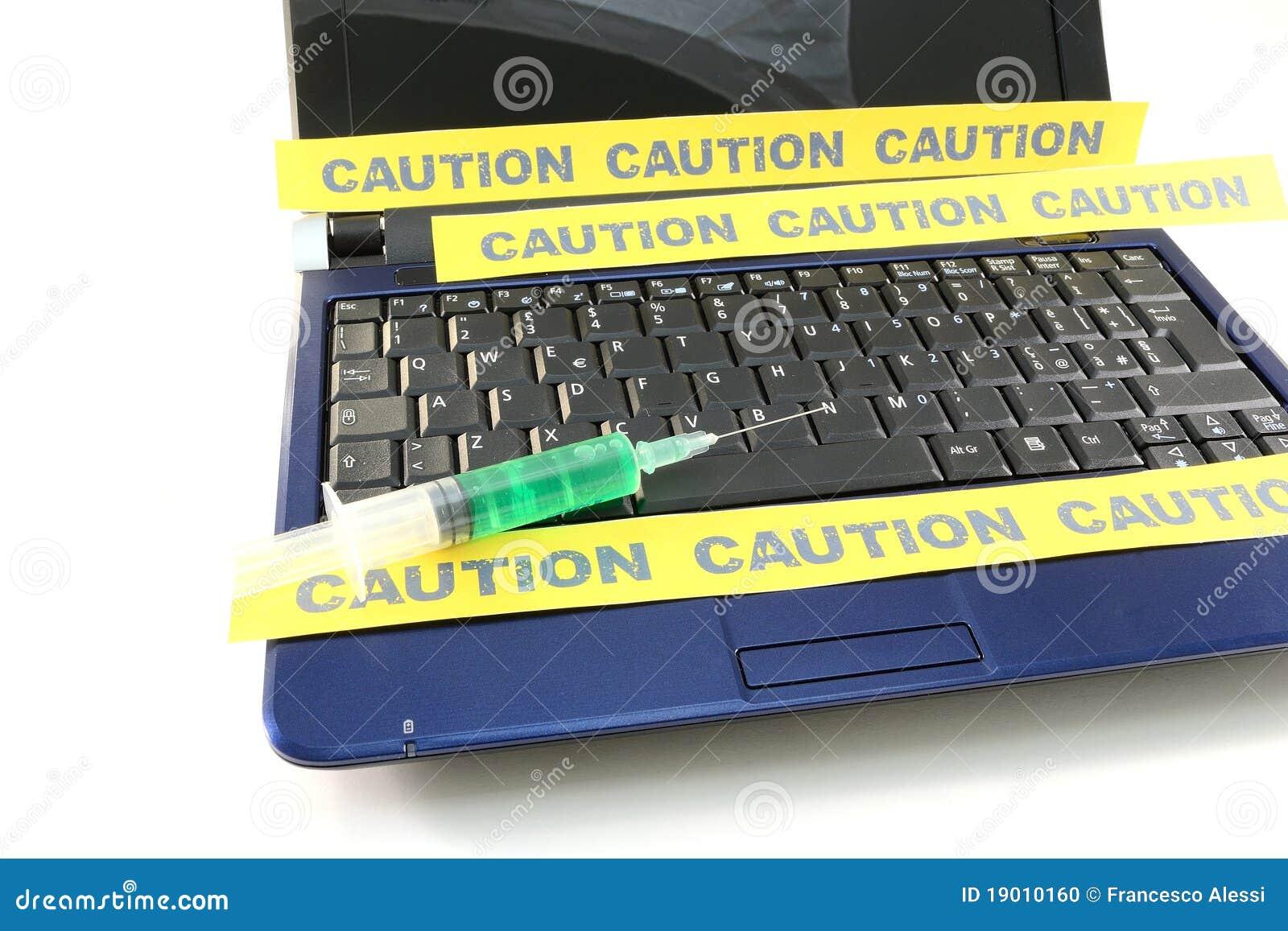 ιός μόλυνσης υπολογιστώ&n